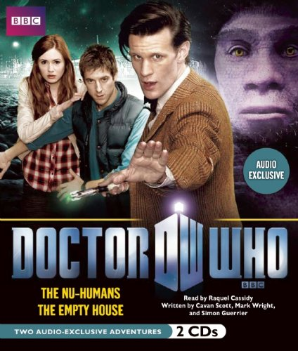 Download Doctor Who: The Nu-Humans and The Empty House PDF