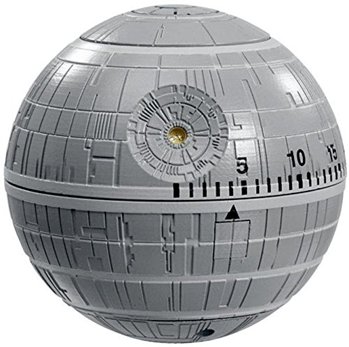 Star Wars Death Star Kitchen Timer Lights and Sounds