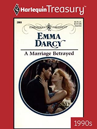 book cover of A Marriage Betrayed