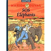 MARION DUVAL, SOS ÉLÉPHANTS