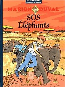 """Afficher """"Marion Duval n° 10 SOS éléphants"""""""