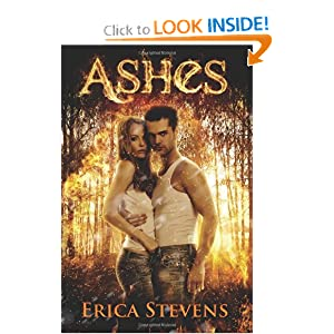 Ashes: Book 2 The Kindred Series (Volume 2) Erica Stevens