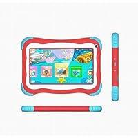 Stylos TLCSTY330 Tablet Taris Kids 1 Gb, Quad-Core, 7 pulgadas, Android 8.1, 8 Gb, Rojo/Azul