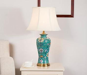 &lámpara de escritorio Lámparas de mesa de cerámica - Sala ...