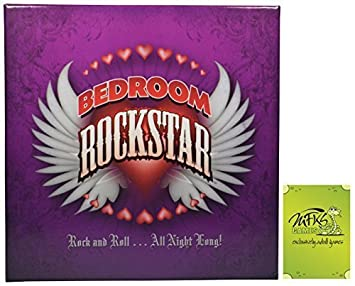 Amazon Com Bedroom Rockstar Adult Board Game For Couples