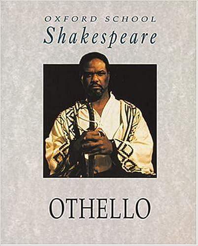 Othello Oxford School Shakespeare