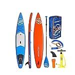 Vobajf-SUP-Gonfiabile-Stand-Up-Paddle-Board-Il-Bordo-di-paga-Gonfiabile-del-Surf-di-SUP-ha-Messo-con-Gli-Accessori-for-Il-Giro-praticando-Il-Surfing-Yoga-dellAcqua-Accessori-SUP-Completi