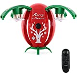 Goolsky JJR/C H66 720P Camera Wifi FPV X-mas Egg Drone Height Hold Folding Selfie G-sensor Quadcopter Christmas Gift