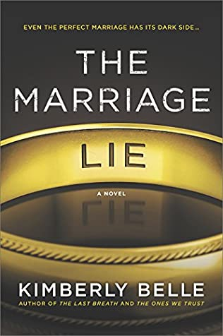 book cover of The Marriage Lie