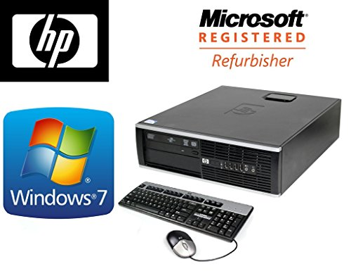 - ReCircuit Compaq 8200 Elite SFF - Intel Core i7-2600 3.40GHz - 8GB DDR 3 RAM - NEW 1TB 7200 RPM HDD - Windows 7 Professional 64-Bit - WiFi - DVD (Prepared by ReCircuit)
