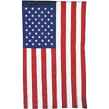 Evergreen Enterprises 20932 American Flag with Tube Edge