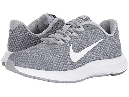 驚いた抑圧する市民権(ナイキ) NIKE レディースランニングシューズ?スニーカー?靴 RunAllDay Wolf Grey/White/Cool Grey 10 (27cm) B - Medium