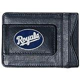 MLB Kansas City Royals Leather Cash and Card Holder