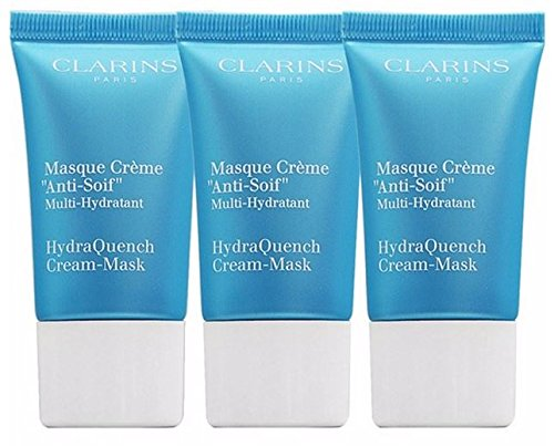 Anti-Thirst Cream-Mask 15ml x 3 tubes (45ml) Travel Size ()