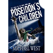 Poseidon's Children (The Legacy of the Gods Book 1)