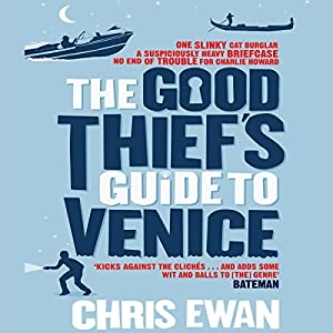 The Good Thief's Guide to Venice Hörbuch