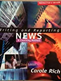 Writing and Reporting News 9780534559816