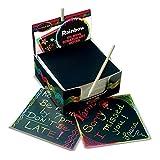 Melissa & Doug Scratch Magic Note Cubes