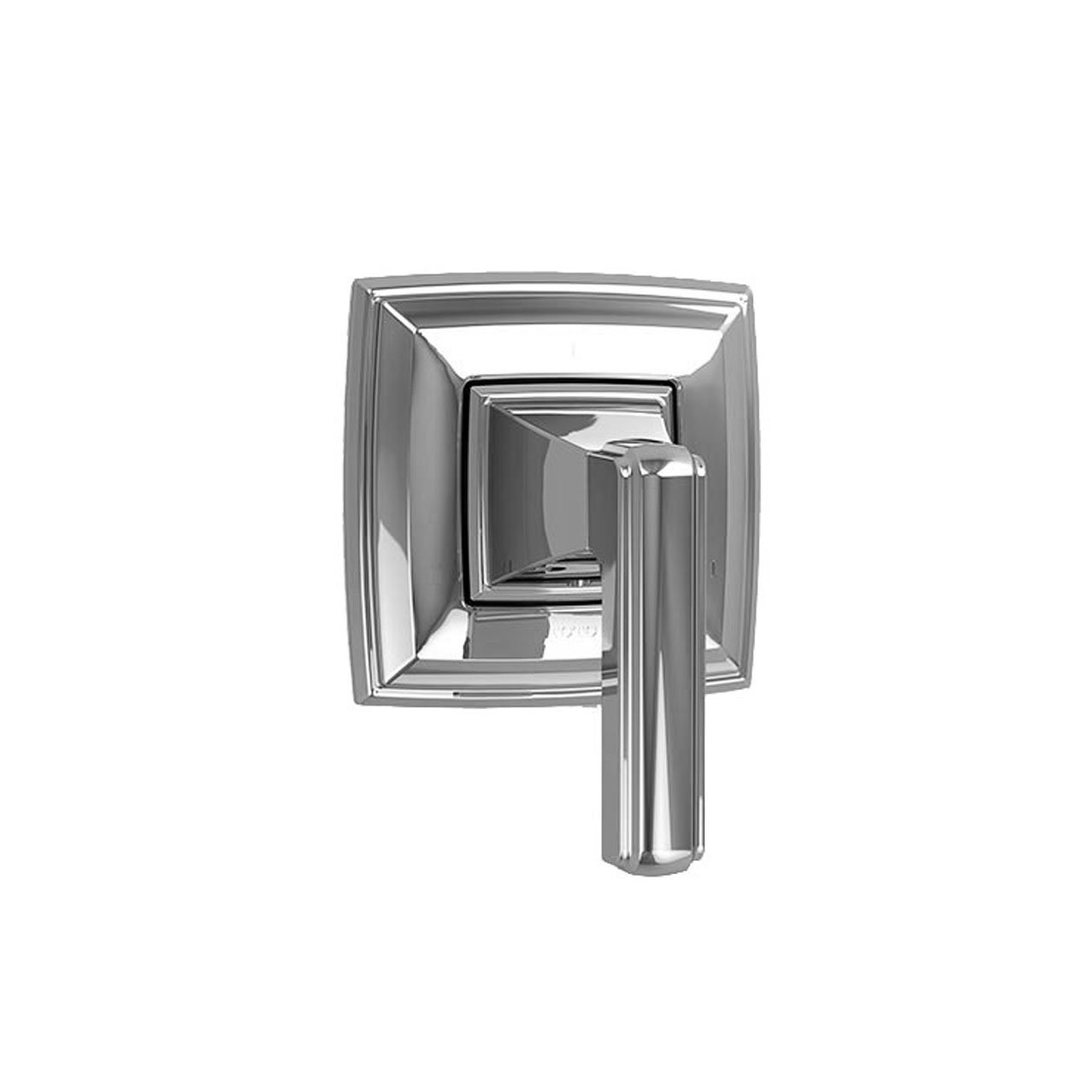 Brushed Nickel Brushed Nickel Toto TS221XW#BN Connelly Three-Way Shower Diverter Trim