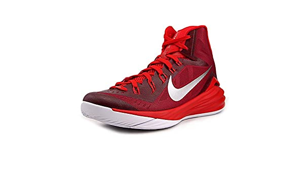 half off 88147 0b561 ... france amazon nike hyperdunk 2014 tb mens basketball shoes 653483 606  team red university red white