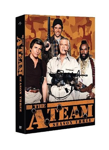 The A-Team - Season Three (A Team Dvd)