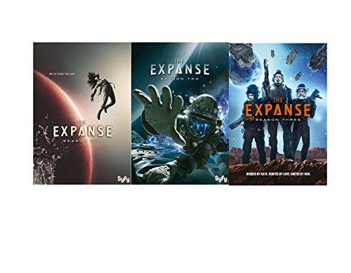 The Expanse: Season 1-3 [DVD]