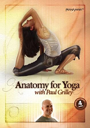 Anatomy for Yoga with Paul Grilley: Amazon.es: Cine y Series TV