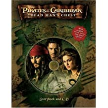 Pirates of the Caribbean: Dead Man's Chest Storybook and CD