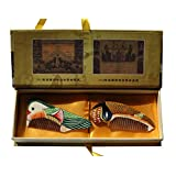Combs For Hair Wooden Comb Small Mandarin Duck