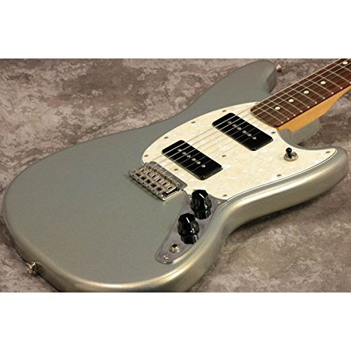 Fender Mexico/MUSTANG 90 Rosewood Silver フェンダーメキシコ B07FC11LLZ
