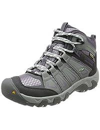 KEEN Women's Oakridge Mid WP Hiking Boots