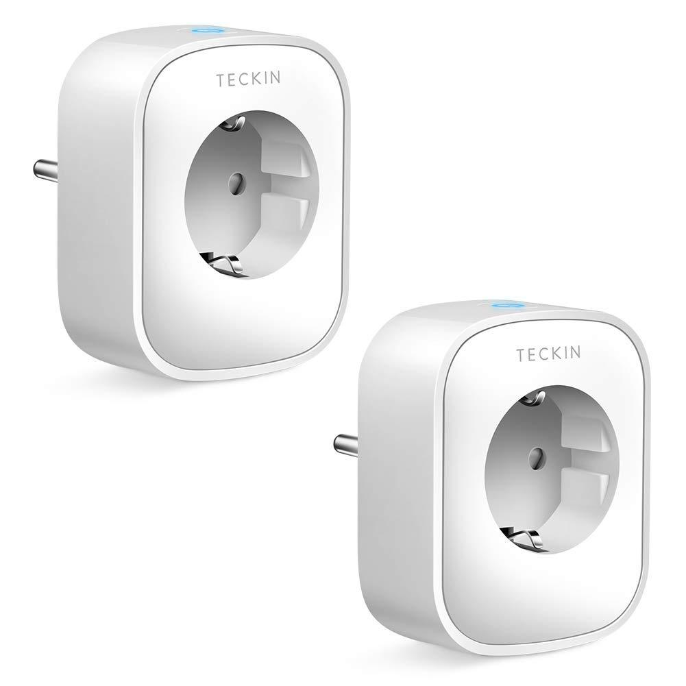 Presa Intelligente WiFi Smart Plug Spina Energy Monitor