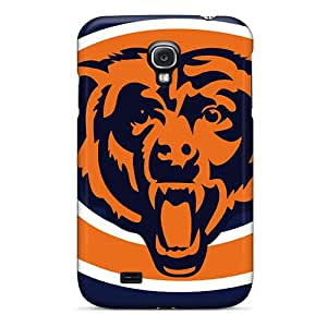High Grade HighLifeNest Flexible Tpu Case For Galaxy S4 - Chicago Bears
