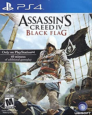 Assassin S Creed Iv Black Flag Ps4 Amazon Ae
