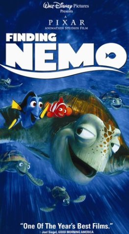 Click for larger image of Finding Nemo [VHS]