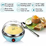 Diswa Travel Light Electric Egg Boiler - Compact