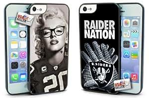 Oakland Raiders Marilyn Monroe and 'Raider Nation