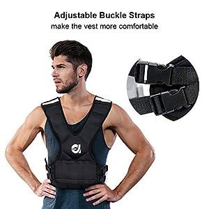 Chaleco-con-peso-deportivo-de-ATIVAFIT-8-libras16-libras-para-hombres-y-mujeres-equipo-de-entrenamiento-chaleco-de-peso-corporal-con-bolsillo-rayas-reflectantes-y-correa-ajustable-chaleco-con-peso-par