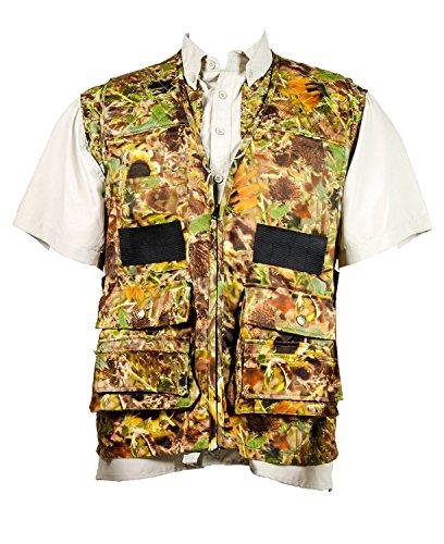 Sunflower Camo Game Bird Vest (Medium/Large)