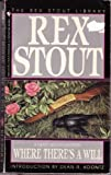 Where There's a Will, Rex Stout, 0553295918