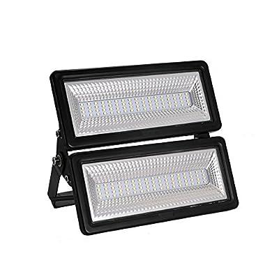 LED Flood Light, Getseason,50/100/200/300/400W Outdoor LED Floodlights Waterproof IP65 Super Bright Flood Lamp Security Light Spotlight Lamp for Outdoor Garage,Garden,Yard