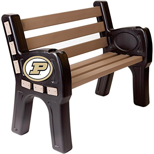 IMPERIAL INTERNATIONAL PURDUE BOILERMAKERS PARK BENCH by Imperial