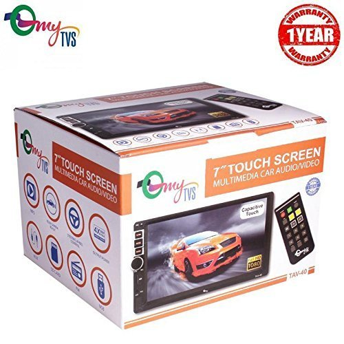 Mytvs tav 40 double din hd touch screen car stereo media player mytvs tav 40 double din hd touch screen car stereo media player black amazon car motorbike fandeluxe Images