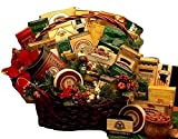 A Family Gathering Gourmet Holiday Gift Basket - Large