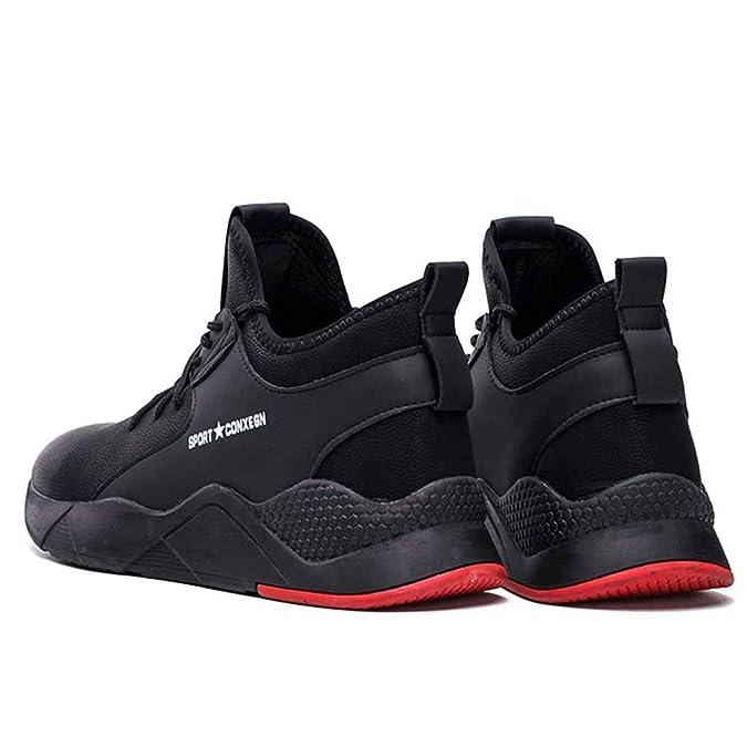 e07381566604 Amazon.com | NUWFOR Men Fashion Lightning Running Shoes Outdoor ...