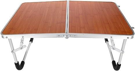 Gran mesa de cama ordenador ajustable soporte para portátil ...