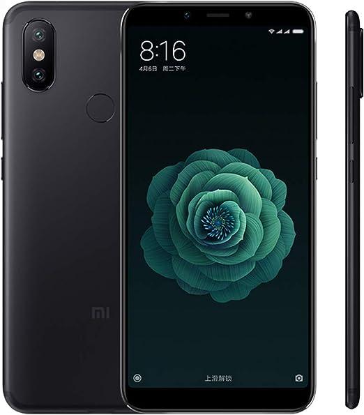 Xiaomi Mi A2 4GB / 64GB Dual SIM Smartphone Black - EU: Amazon.es ...