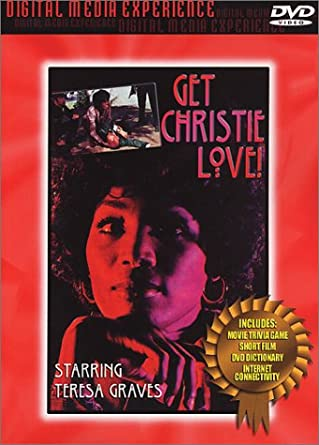 Amazon com: Get Christie Love: Teresa Graves, Harry Guardino, Louise