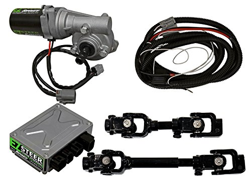 SuperATV Honda Pioneer 700 EZ-STEER Power Steering Kit (2017+) – Eliminates Bump Steer and Reduces Steering Efforts For a More Enjoyable Ride!