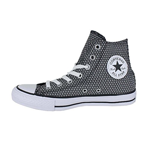 Adulte Mixte Ctas Hi Baskets Core Mode Black White Converse qTwYagR